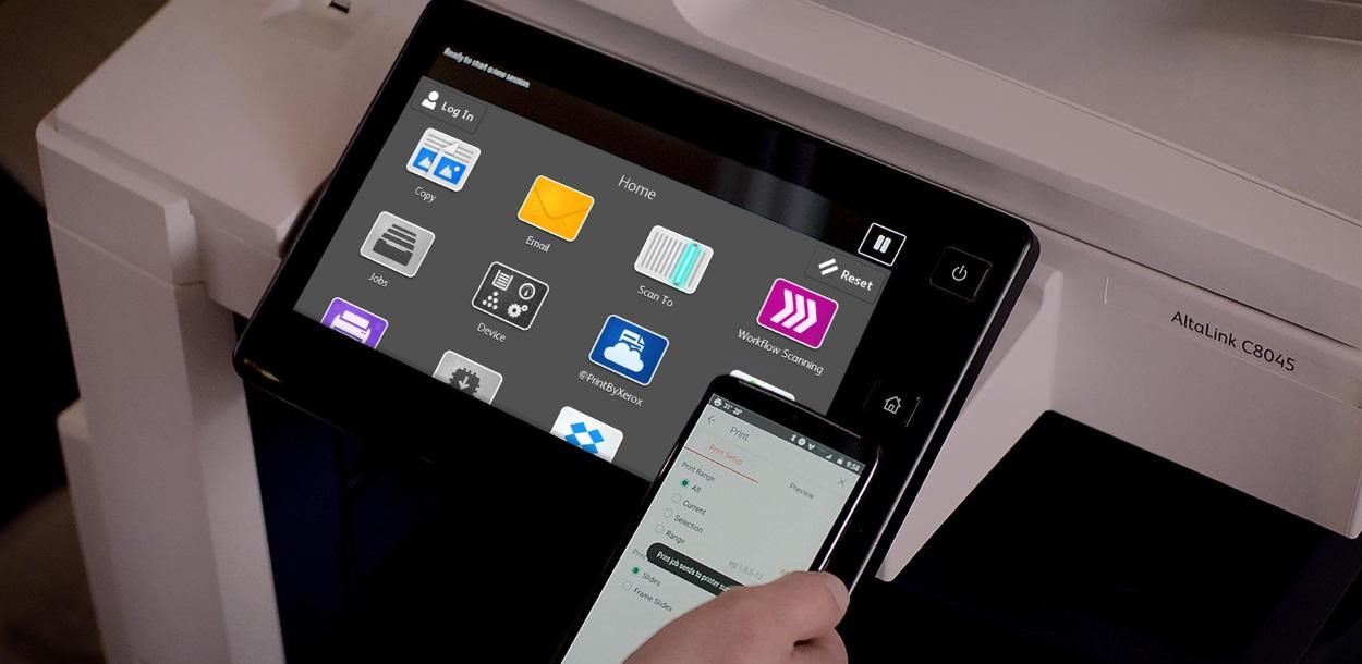 Kleine Software – große Wirkung: Xerox AltaLink und VersaLink jetzt mit ThinPrint Client